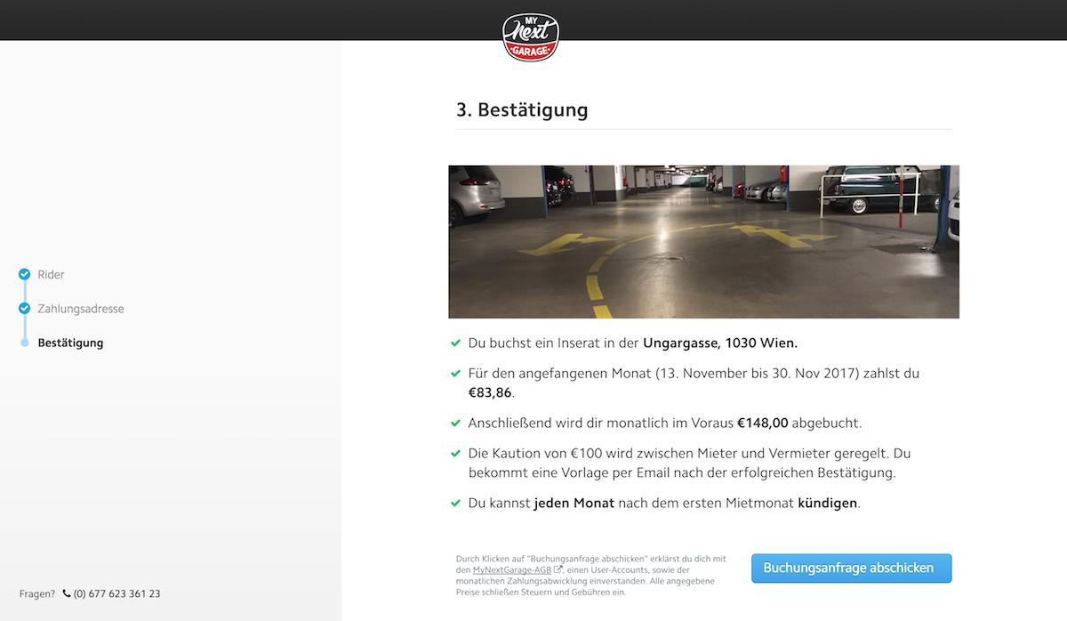 Buche und Miete Deine Garage, Stellplatz oder Parkplatz ...