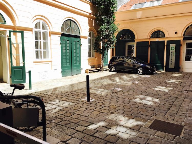 Parkplatz Vermieten